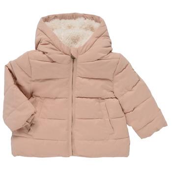 vaatteet Tytöt Pusakka Ikks CACAO Vaaleanpunainen