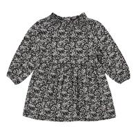 vaatteet Tytöt Lyhyt mekko Ikks CAROTTE Laivastonsininen