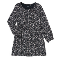 vaatteet Tytöt Lyhyt mekko Ikks MALACHITE Musta