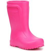 kengät Lapset Kumisaappaat Birkenstock Derry Neon Pink 1006288 pink