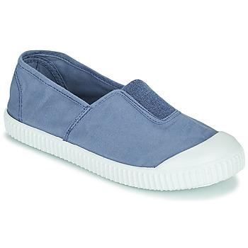 kengät Lapset Matalavartiset tennarit Victoria  Sininen