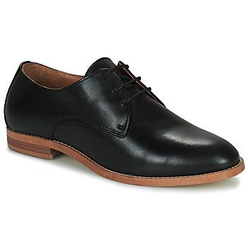 kengät Naiset Derby-kengät Minelli DELINA Musta