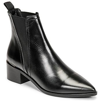 kengät Naiset Nilkkurit Minelli BLERINA Musta