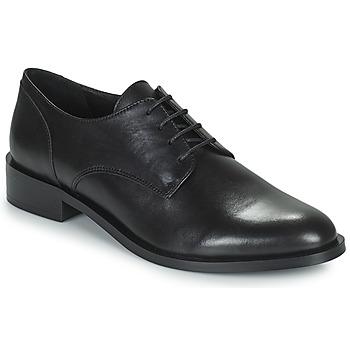 kengät Naiset Derby-kengät Minelli FRANCIA Musta