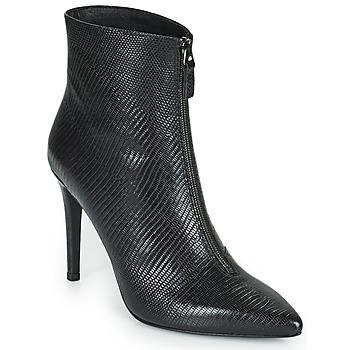 kengät Naiset Nilkkurit Minelli DELILA Musta