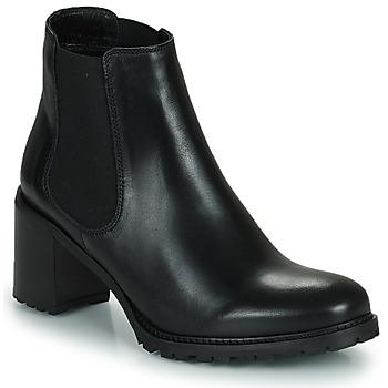 kengät Naiset Nilkkurit Minelli PETRINA Musta