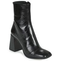 kengät Naiset Nilkkurit Minelli LOULITA Musta