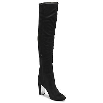 kengät Naiset Saappaat Minelli  Musta