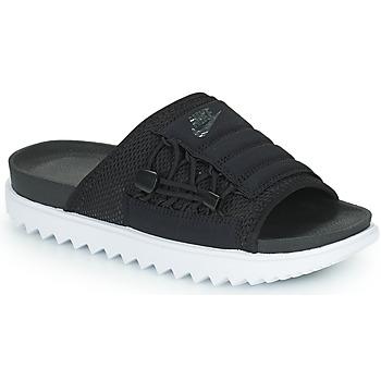 kengät Naiset Rantasandaalit Nike WMNS NIKE ASUNA SLIDE Musta