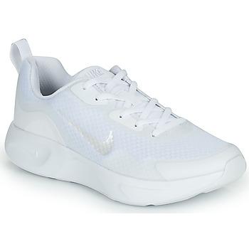 kengät Naiset Urheilukengät Nike WMNS NIKE WEARALLDAY Valkoinen
