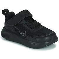 kengät Lapset Urheilukengät Nike NIKE WEARALLDAY (TD) Musta