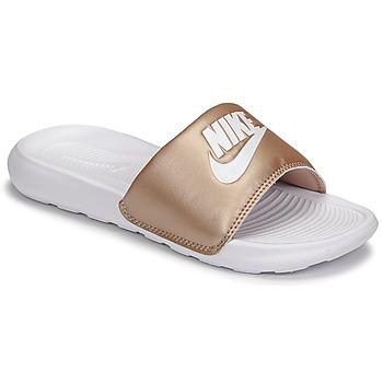 kengät Naiset Rantasandaalit Nike W NIKE VICTORI ONE SLIDE Ruskea