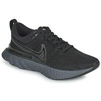 kengät Miehet Juoksukengät / Trail-kengät Nike NIKE REACT INFINITY RUN FK 2 Musta