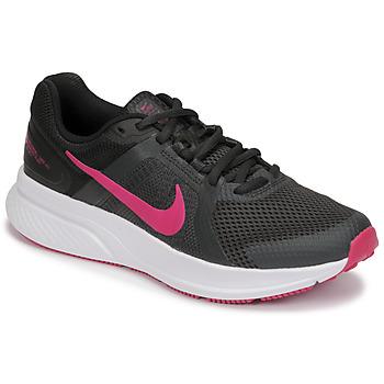 kengät Naiset Juoksukengät / Trail-kengät Nike W NIKE RUN SWIFT 2 Harmaa / Punainen