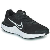kengät Lapset Juoksukengät / Trail-kengät Nike NIKE RENEW RUN 2 (GS) Musta / Valkoinen
