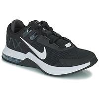 kengät Miehet Urheilukengät Nike NIKE AIR MAX ALPHA TRAINER 4 Musta / Valkoinen