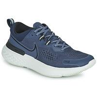 kengät Miehet Juoksukengät / Trail-kengät Nike NIKE REACT MILER 2 Sininen