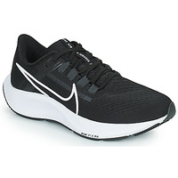 kengät Naiset Juoksukengät / Trail-kengät Nike WMNS NIKE AIR ZOOM PEGASUS 38 Musta / Valkoinen
