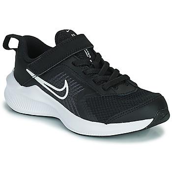 kengät Lapset Juoksukengät / Trail-kengät Nike NIKE DOWNSHIFTER 11 (PSV) Musta / Valkoinen