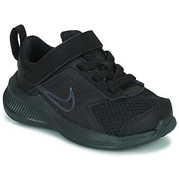 kengät Lapset Juoksukengät / Trail-kengät Nike NIKE DOWNSHIFTER 11 (TDV) Musta