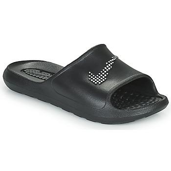 kengät Naiset Rantasandaalit Nike W NIKE VICTORI ONE SHWER SLIDE Musta / Valkoinen