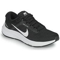 kengät Miehet Juoksukengät / Trail-kengät Nike NIKE AIR ZOOM STRUCTURE 24 Musta / Valkoinen