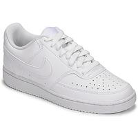 kengät Naiset Matalavartiset tennarit Nike W NIKE COURT VISION LO NN Valkoinen