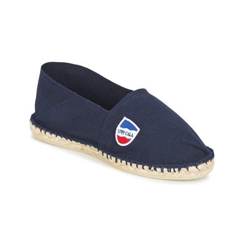 kengät Miehet Espadrillot 1789 Cala UNIE MARINE Laivastonsininen