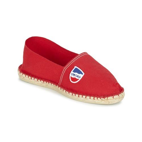 kengät Miehet Espadrillot 1789 Cala UNIE ROUGE Red