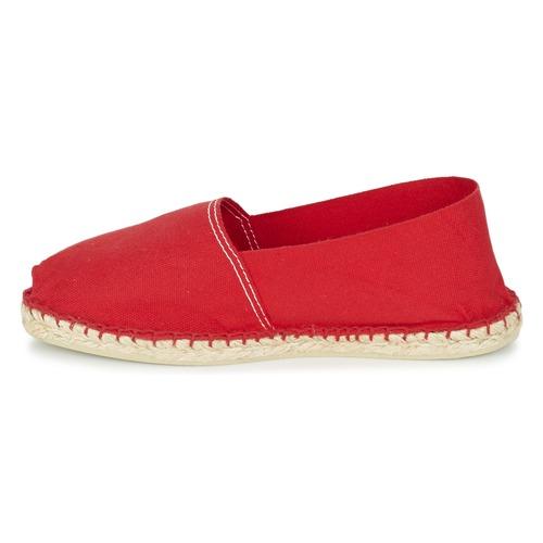 1789 Cala Unie Rouge Red - Ilmainen Toimitus- Kengät Espadrillot Miehet 21