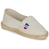 kengät Miehet Espadrillot 1789 Cala UNIE LIN Beige