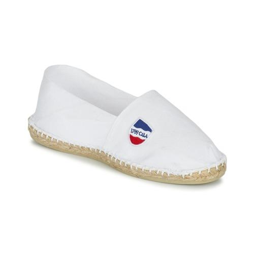 kengät Espadrillot 1789 Cala UNIE BLANC White