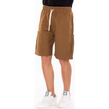 vaatteet Miehet Shortsit / Bermuda-shortsit Takeshy Kurosawa  Ruskea