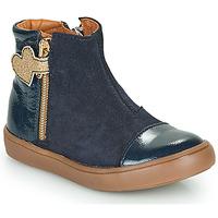 kengät Tytöt Bootsit GBB OKITA Sininen