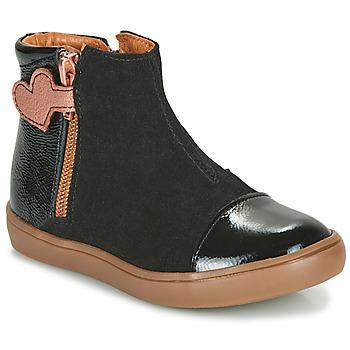 kengät Tytöt Bootsit GBB OKITA Musta