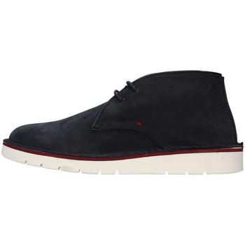 kengät Miehet Bootsit Re Blu' BK112 BLUE