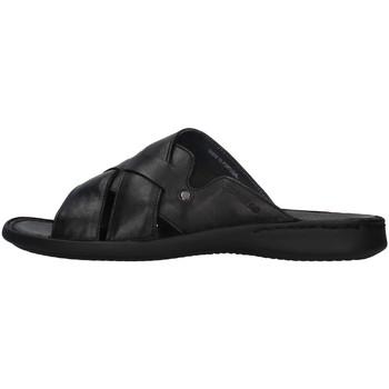 kengät Miehet Sandaalit Enval 7222000 BLACK
