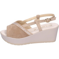 kengät Naiset Sandaalit ja avokkaat Elisa Conte BH108 Beige