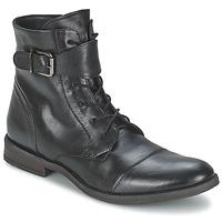 kengät Naiset Bootsit Balsamik EMA Black