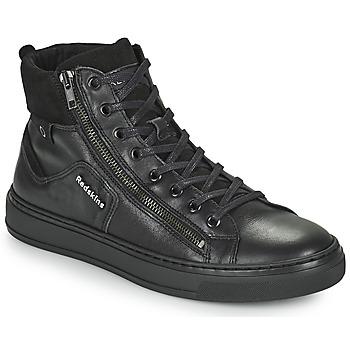 kengät Miehet Korkeavartiset tennarit Redskins HOPESO Musta