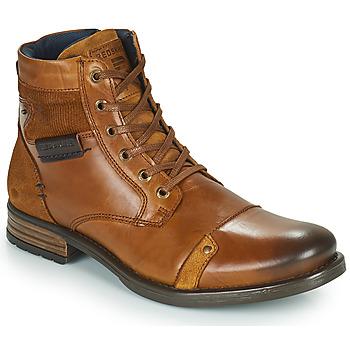 kengät Miehet Bootsit Redskins NITRO Konjakki