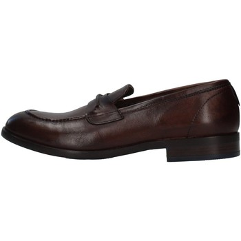 kengät Miehet Mokkasiinit Re Blu' 7766 BROWN