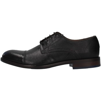 kengät Miehet Derby-kengät Re Blu' 7760 BLACK