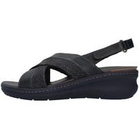 kengät Naiset Sandaalit ja avokkaat Melluso K95204 BLUE