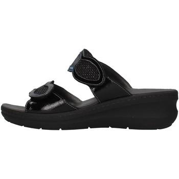 kengät Naiset Sandaalit Melluso K95203 BLACK