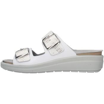 kengät Naiset Sandaalit Melluso Q60215 WHITE
