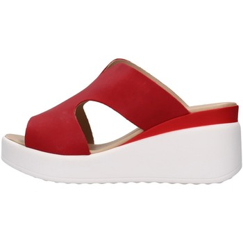 kengät Naiset Sandaalit Melluso 019149 RED