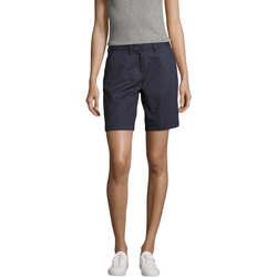 vaatteet Naiset Shortsit / Bermuda-shortsit Sols Jasper women shorts bermudas Azul