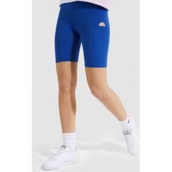 vaatteet Naiset Shortsit / Bermuda-shortsit Ellesse PANTALÓN CORTO MUJER  SGI07616 Sininen