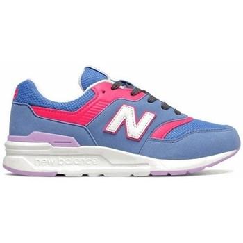 kengät Lapset Matalavartiset tennarit New Balance 997 Vaaleansiniset
